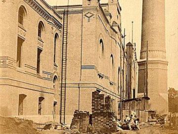 Heizkraftwerk Leipzig Süd 1909, Kesselhauserweiterung