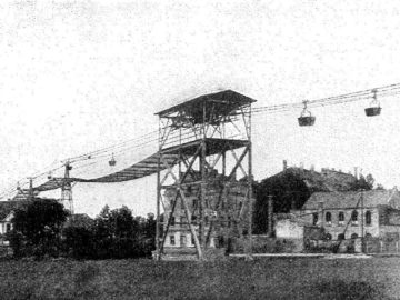 Heizkraftwerk Leipzig Süd 1925