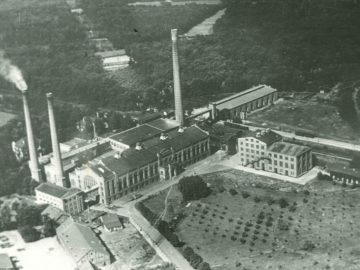 Heizkraftwerk Leipzig Süd 1926
