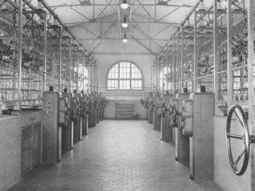 Heizkraftwerk Leipzig Süd 1927