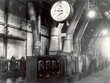 Heizkraftwerk Leipzig Süd 1928