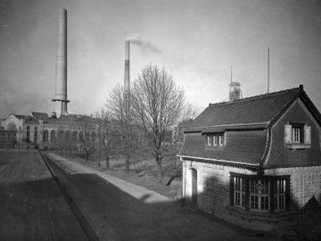 Heizkraftwerk Leipzig Süd 1943, Hauptwerk
