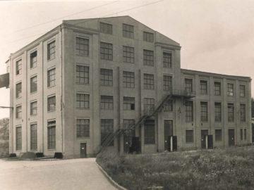 Heizkraftwerk Leipzig Süd 1948