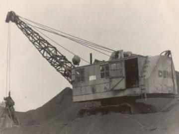 Heizkraftwerk Leipzig Süd 1955