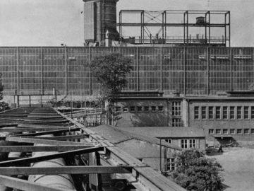 Heizkraftwerk Leipzig Süd 1964