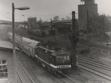 Heizkraftwerk Leipzig Süd 1978