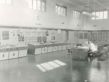 Heizkraftwerk Leipzig Süd 1981