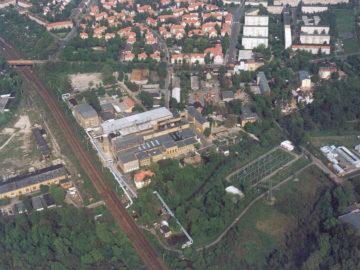 Heizkraftwerk Leipzig Süd 2002
