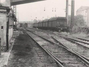 Heizkraftwerk Leipzig Süd, Bekohlungsanlage