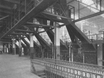 Heizkraftwerk Leipzig Süd, Kesselhaus