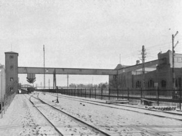 Heizkraftwerk Leipzig Süd, Kohleförderanlage