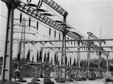 Heizkraftwerk Leipzig Süd, Schaltanlage