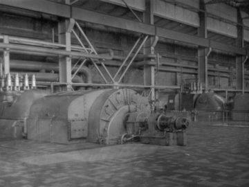 Heizkraftwerk Leipzig Süd, Turbinensätze