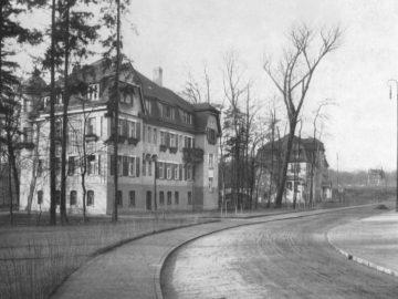 Heizkraftwerk Leipzig Süd, Wohngebäude