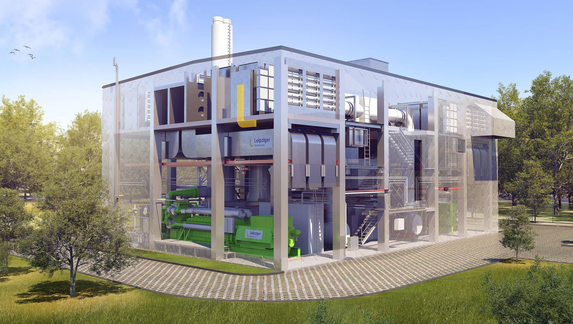 Ein wichtiger Baustein unseres Zukunftskonzepts Fernwärme